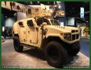 BRV-O JLTV AM General Blast Resistant Vehicle Off-Road technical data sheet specifications information description intelligence identification pictures photos images video information  US Army United States American defence industry military technology joint light tactical vehicle