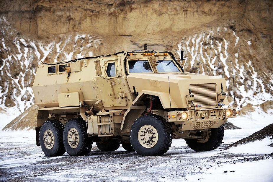 Caiman MTV MRAP BAE Systems multi theater mine resistant protected vehicle United States American 925 001