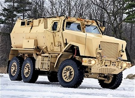 Caiman MTV MRAP BAE Systems multi theater mine resistant protected vehicle United States American right side view 450 001