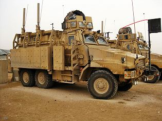 Caiman Plus 6x6 Cat I XM 1230 MRAP technical data sheet specifications information description intelligence identification pictures photos images US Army United States American defence industry military technology Mine Resistant Armor Protected