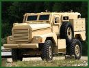 Cougar 4x4 JERRV EOD Joint Explosive Ordnance Disposal Rapid Response Vehicle technical data sheet specifications information description intelligence identification pictures photos images US Army United States American defence industry military technology Mine Resistant Ambush Protected MRAP Category II
