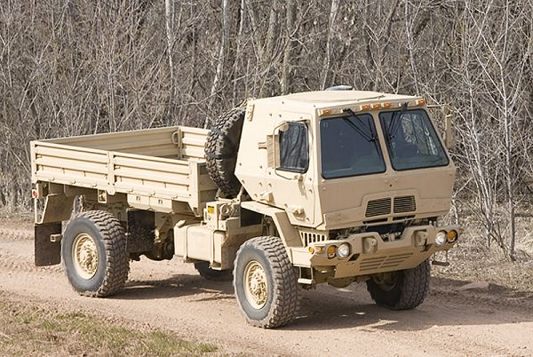 Oshkosh Defense, a division of Oshkosh Corporation, will deliver more than 400 Family of Medium Tactical Vehicles (FMTV) trucks and trailers to the U.S. Army following an order from the U.S. Army TACOM Life Cycle Management Command (LCMC). The FMTV supports Army and National Guard units at home and abroad in combat operations, relief efforts, unit resupply missions and other functions.