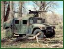 The High Mobility Multipurpose Wheeled Vehicle (HMMWV), better known as the Humvee, is a military 4WD motor vehicle created by AM General. This is the standard light tactical vehicle of U.S. Army. The Humvee is available in a full range of variants.