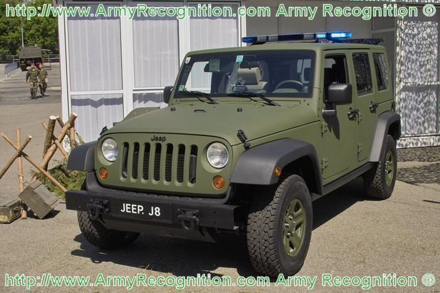Jeep J8 Chrysler B Jgms Military Army Light Wheeled