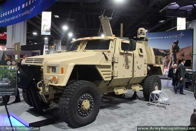 Jltv Lockheed Martin Joint Light Tactical Wheeled Armoured