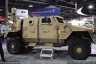 JLTV Lockheed Martin joint light tactical wheeled armoured vehicle US army United States pictures technical data sheet description identification