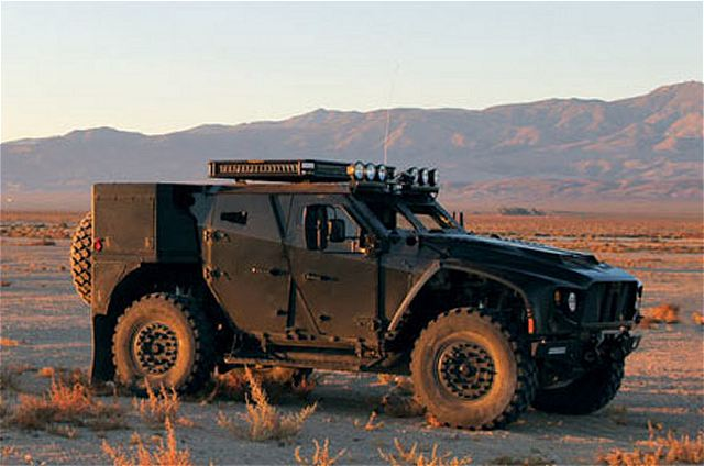 The Oshkosh Light Combat Tactical Vehicle (LCTV) will be on display at the show. Designed to demonstrate the future of light tactical vehicle technologies – including improved off-road mobility and exportable power capabilities – the LCTV has been independently developed and tested by Oshkosh Defense.