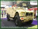 The M-ATV tactical ambulance and FMTV 4x4 are on display for the first time in Europe at the Oshkosh Defense booth at Defence and Security Equipment International (DSEi) Sept. 13-16 in London.