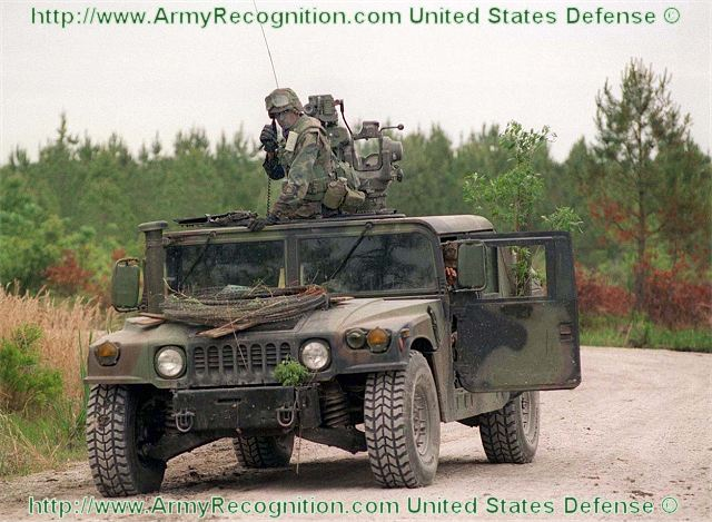 M1045 M1045a1 M1045a2 Hmmwv Humvee Anti Tank Missile Tow Carrier