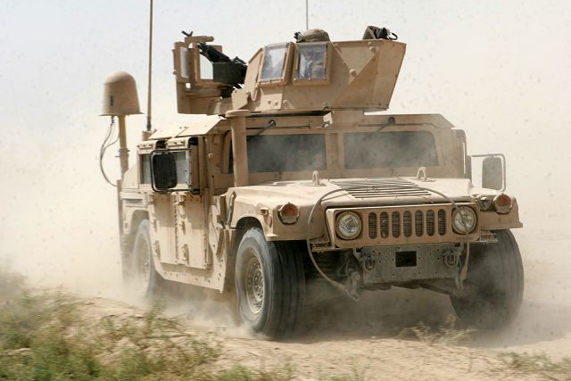 M Up Armored Humvee Hmmwv Light Wheeled Tactical Vehicle United States American Us Army Defense Imagery on Military Humvee Batteries