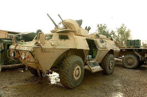 M1117 Asv Guardian Security Armoured Vehicle Personnel