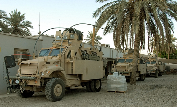 Maxxpro Plus Mrap Mine Resistant Ambush Protected Armored