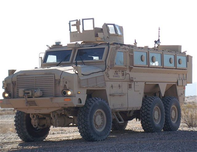 BAE Systems has received a $37.6 million contract from the Letterkenny Army Depot to provide the spare parts and kits needed to convert 250 RG33 Mine Resistant Ambush Protected or MRAP vehicles into Medium Mine Protected Vehicles or MMPV, a 6x6 state-of-the-art wheeled military vehicle.