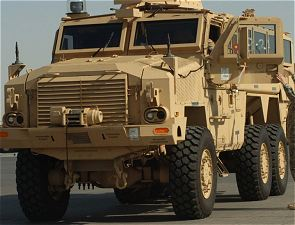 RG33L RG-33L 6x6 MMPV medium mine protected wheeled armoured vehicle data sheet description information specifications intelligence identification pictures photos images US Army United States American defense military BAE Systems