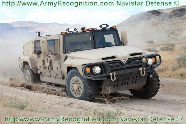Navistar Defense, LLC today announced it has submitted a bid to compete for the Joint Light Tactical Vehicle (JLTV) program. The company will bid with a variant of its International(r) Saratoga(tm) light tactical vehicle, which Navistar launched in October after conducting its own automotive and blast testing.