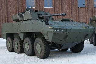 AMV35 combat reconnaissance 8x8 armoured vehicle technical data sheet description specifications information identification pictures photos images Australia Australian army
