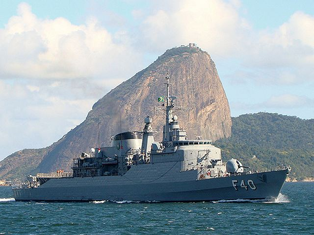 BAE Systems' Brazil office has previously provided support to the Brazilian Armed Forces for naval guns, radars and armoured vehicles. The company's involvement with Brazil can be traced back to the Niteroi Class frigates purchased in the 1970s by the Brazilian navy from BAE Systems' legacy business, VT Shipbuilding.