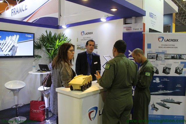 LAAD 2017 defense and security exhibition 2017 22