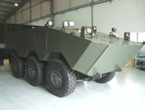 VBTP-MR VBTP Iveco wheeled armoured vehicle technical data sheet description information intelligence pictures photos images identification Brazilian army brazil Iveco Defence Vehicles