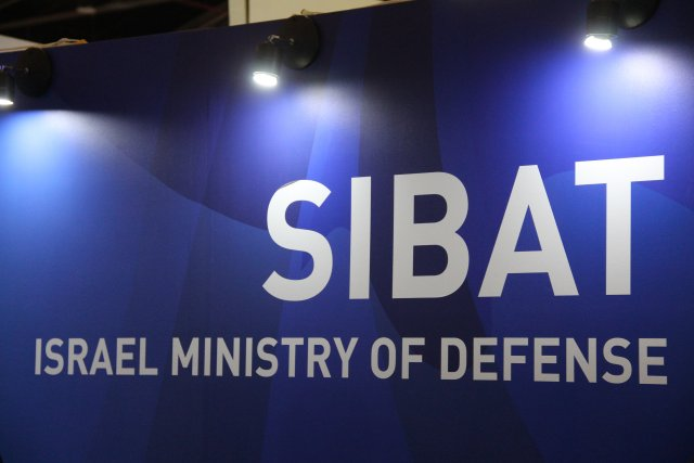 Israel Defense Directory SIBAT is present at Expodefensa 2015 640 001