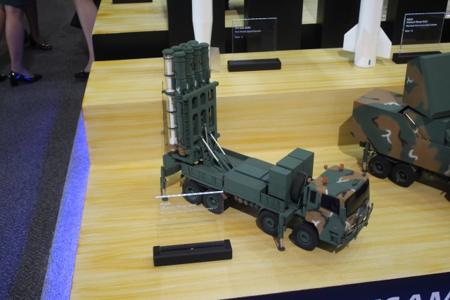 LIG Nex1 proposes a new Air Defense System solution during Expodefensa 2015 640 001