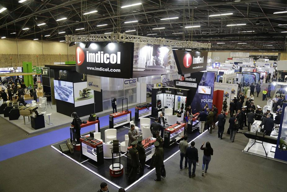 ExpoDefensa 2019 Defense and Security Exhibition Latin America Bogota Colombia exhibitors viistors page 925 006