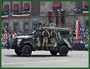 The Military Industry of Mexico and the Mexican Secretariat of National Defence, have started local production of the first batch of 100 4x4 armoured vehicles personnel carrier DN-XI for an amount of $27.1 million. The DN-XI vehicle was seen for the first time during the military parade for the celebrations of 202 years of Mexico independence.