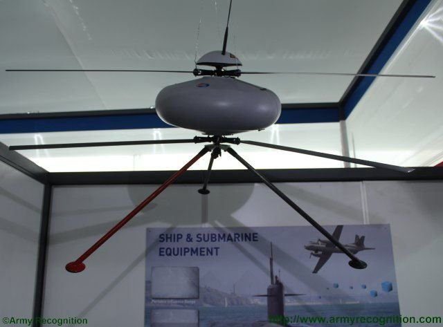 ECA Group displays new solution for ISTAR missions the IT180 3EL I mini UAS 640 001