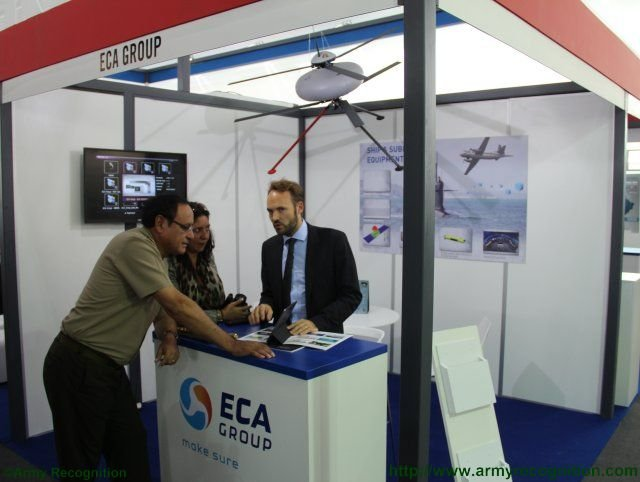 ECA Group displays new solution for ISTAR missions the IT180 3EL I mini UAS 640 002