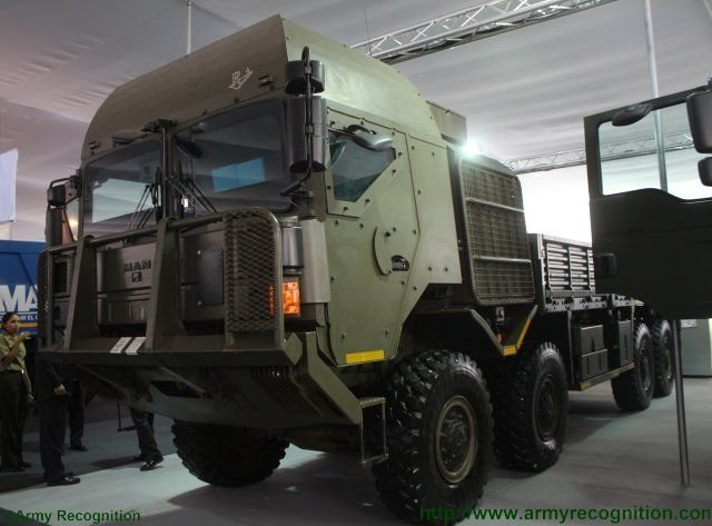 No logistic no tactics Rheinmetall MAN s logistical transport solutions at SITDEF 2015 640 001