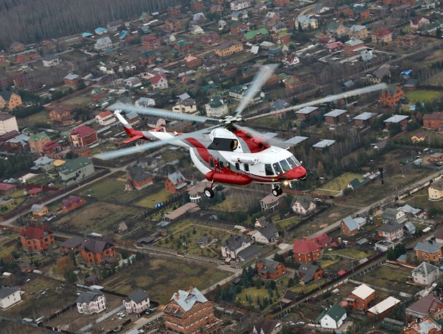 Russian Helicopters highlights series produced and upcoming helicopters at SITDEF 2015 640 001