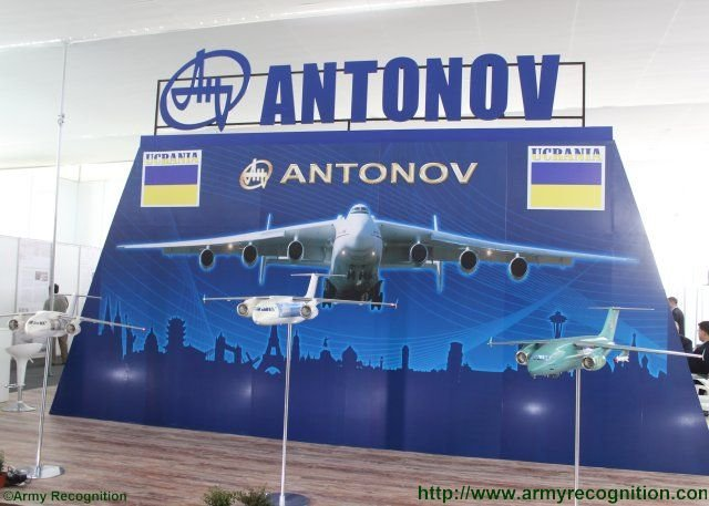 SITDEF 2015 Antonov presents new An 132 and An 178 transport aircraft in Latin America 640 001