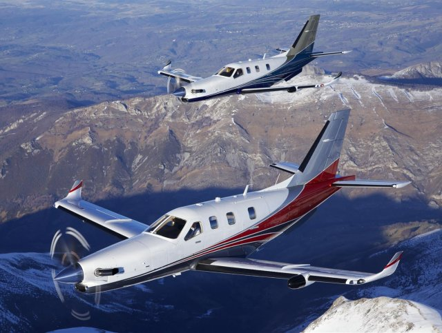 SITDEF 2015 Daher s brand new TBM900 Multi mission aircraft introduced in Lima 640 001