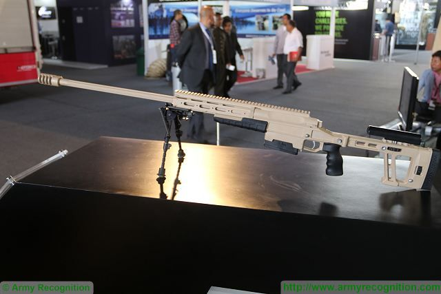 "At SITDEF 2017, the International Defense Exhibition in Peru, Jordanian Company JADARA Equipment & Defence System exhibits for the first time at SITDEF its full range of products including its short-range weapon RPG-32 ""Nasahshab"" and its new sniper rifle J-9."