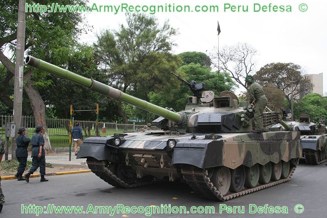 The Peruvian Army reactivated the project to replace the old Russian-made T-55 main battle tank, the standard heavy armoured vehicle of the Peruvian land forces. The tank T-55 was manufactured during 60s.