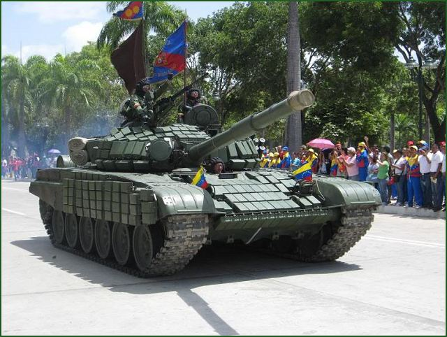 T-72B1V MBT T-72B_with_active_armour_Venezuela_Venezuelan_army_armed_forces_640