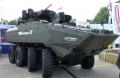 Terrex 3 8x8 armoured personnel carrier Singapore ST Kinetics defense industry 640 001