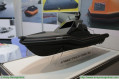 Serbian Company Airtech Systems presents a new concept of stealth vessel offering new naval superiority and multi functionality through most difficult and demanding missions. Called M-RIB 17, it is a modern, fast and low RCS (radar cross section) and heavily armed green and brown water vessel designed to perform patrol, combat and command craft missions.