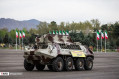 Heidar 5 8x8 minelayer vehicle BTR 60PB Iran Iranian army defense industry 640 001