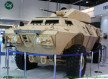 CMI Defence unveils for the first time its CPWS 30 mm turret on a Textron Commando 640 001