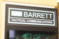 Barrett Tactical Communications showcase its tactical radio communications systems at IDEX 2017 640 002