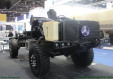 IDEX 2017 Mercedes highlights well known FGA 14 5 special purpose chassis family 640 001