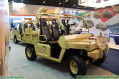 Lancer LZ800 7 ATV All Terrain Vehicle Liangzipower China Chinese defence industry IDEX 2017 001