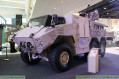 NIMR Automotive from United Arab Emirates unveils its new JAIS 6x6 military vehicle at IDEX 2017 640 003
