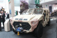 The new NIMR Automotive Rapid Intervention Vehicle RIV launched at IDEX 2017 640 001