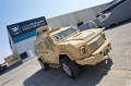 INKAS 200 4x4 APC Armoured Personnel Carrier United Arab Emirates defense security industry 640 001