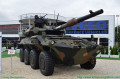 Italian army plans to purchase 50 Centauro 2 120mm 8x8 MGS Mobile Gun Systems 640 001