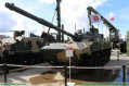 Russian Defense Ministry to finalize the tests of Sprut-SDM1 self-propelled anti-tank gun 640 001