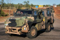 Australia Minister for Defence will deliver 10 Bushmaster 4x4 protected vehicles to Fiji 640 002