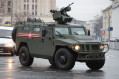 The special task force of the Southern Military District was the first one in Russia to receive Tiger-M armored vehicles equipped with the latest remote-controlled Arbalet-DM combat module, spokesman of the district Vadim Astafyev said.